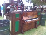 A rare piano bar that we have moved on many occassions.: Click Here To View Larger Image